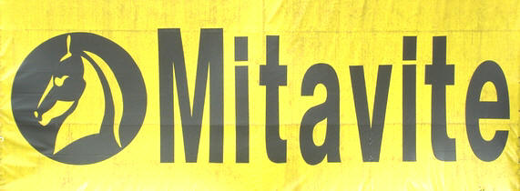 Mitavite is one of the sponsors of the Ambassador's Cup