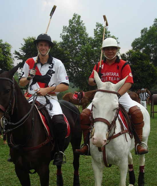 Churo has invited Bowo and the Indonesian team to play at Nine Dragons Hill Polo in China.