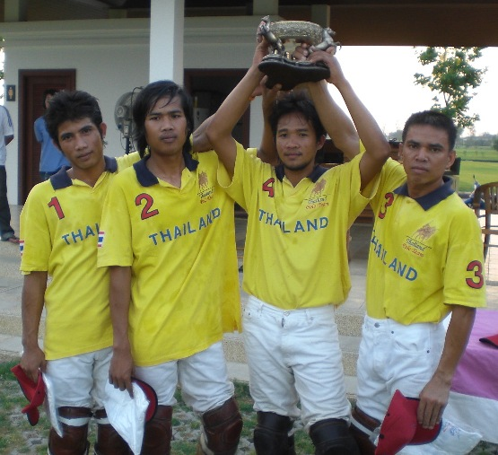 Muktahan Team defeats Argentina for Establos Cup 2009