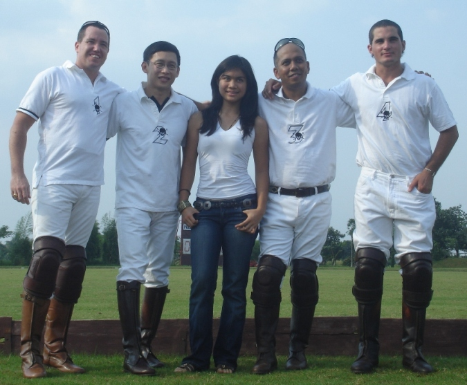 Polo Heads team