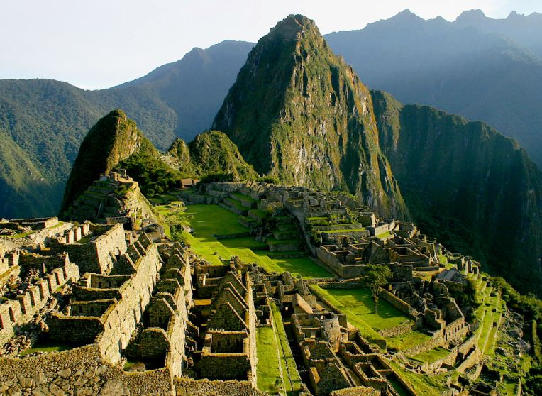 Machu Picchu, Peru -- home of the 10 goal team visiting Thailand in 2010