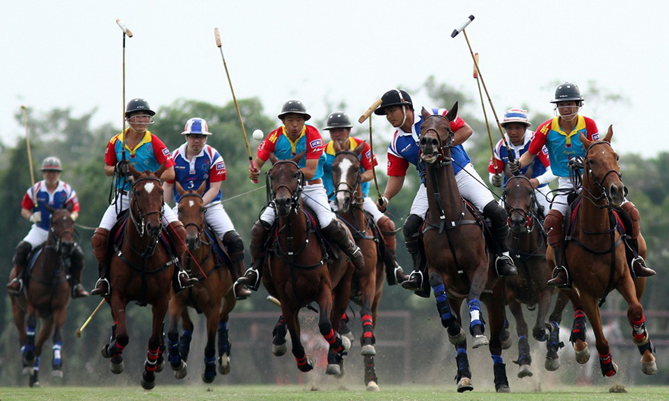 A Mongolian Charge -- in the 2012 All Asia Cup